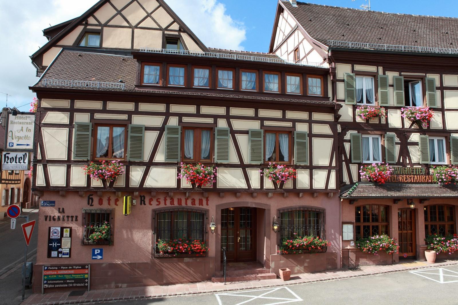 Hôtel A la Vignette