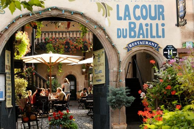 Hôtel La Cour du Bailli