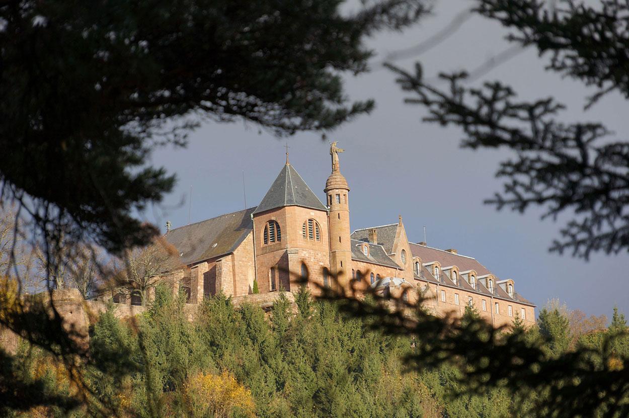 Hostellerie du Mont Sainte Odile_Ottrott