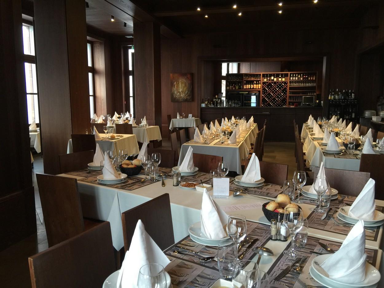 Restaurant Hostellerie du Mont Sainte-Odile
