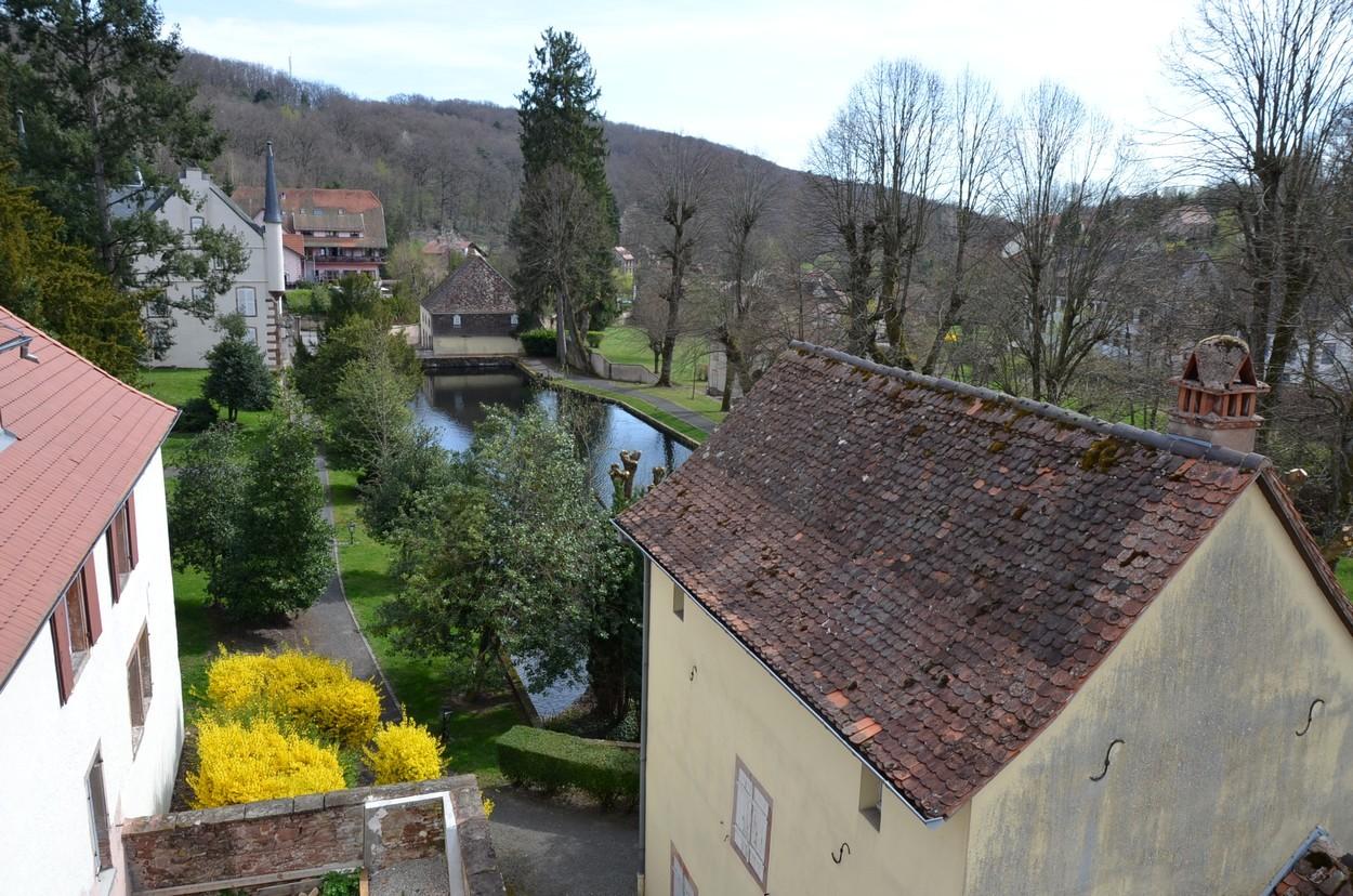 Carte Klingenthal Alsace.Klingenthal
