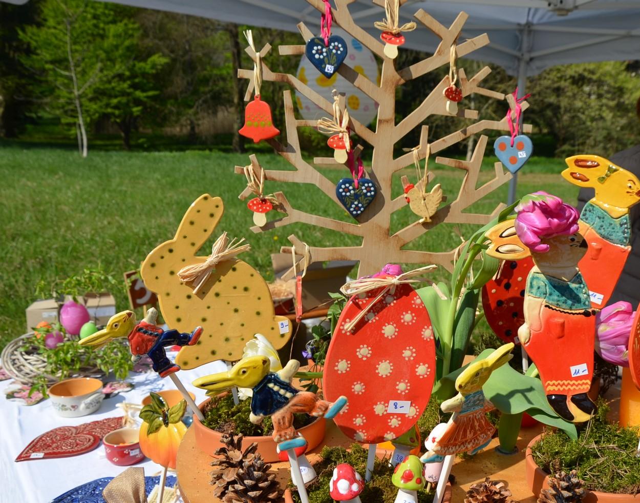 Marché de Pâques à Ottrott