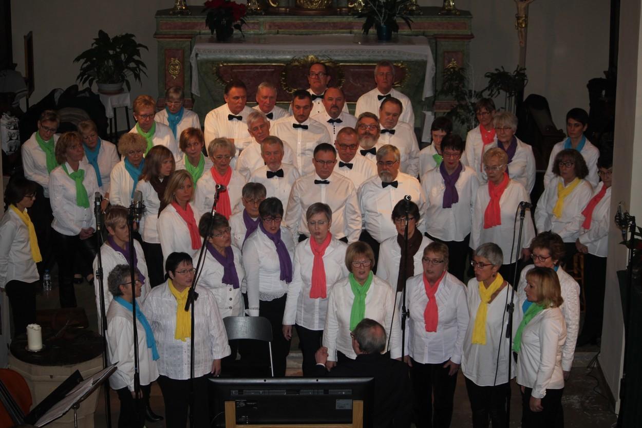 La chorale Obernai Chante