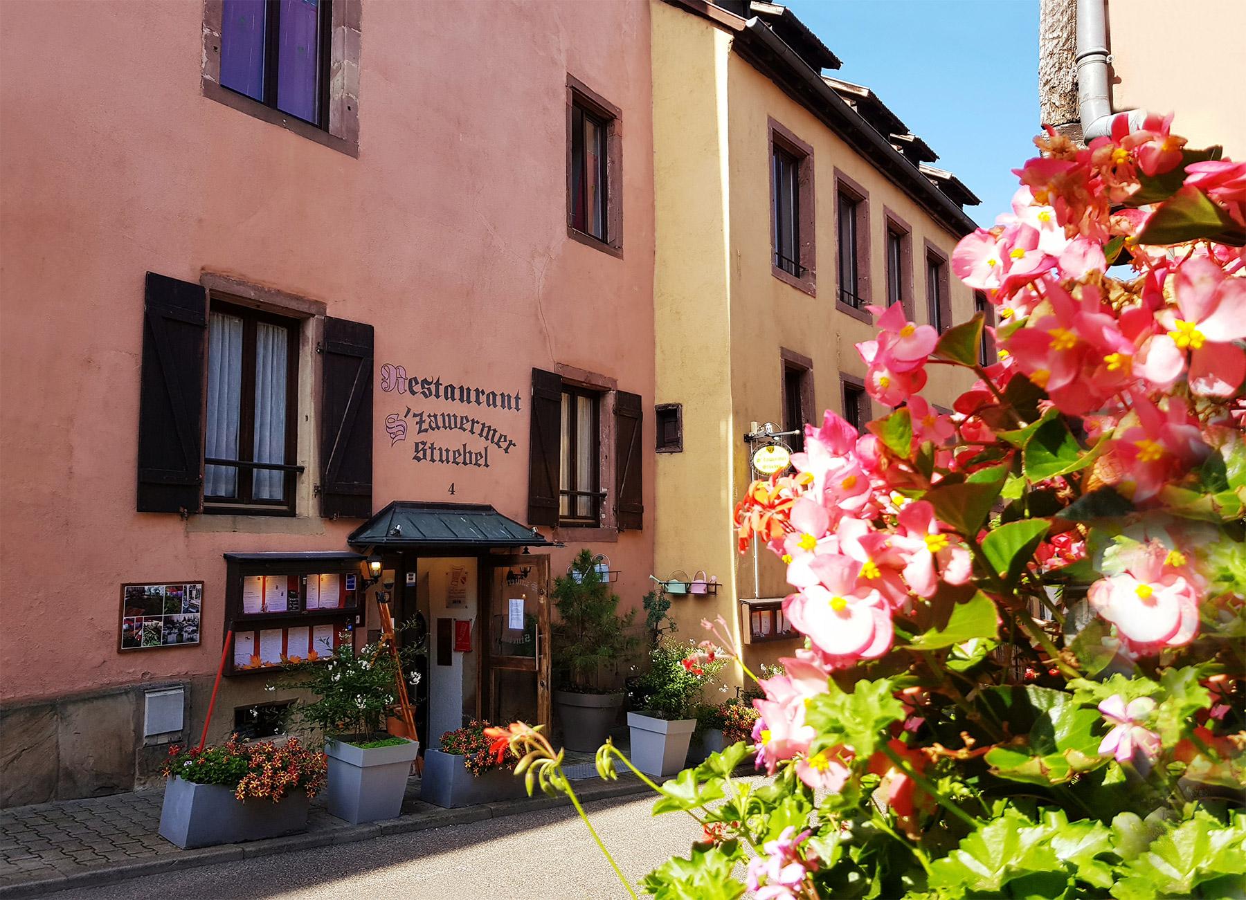 Restaurant S'Zawermer Stuebel