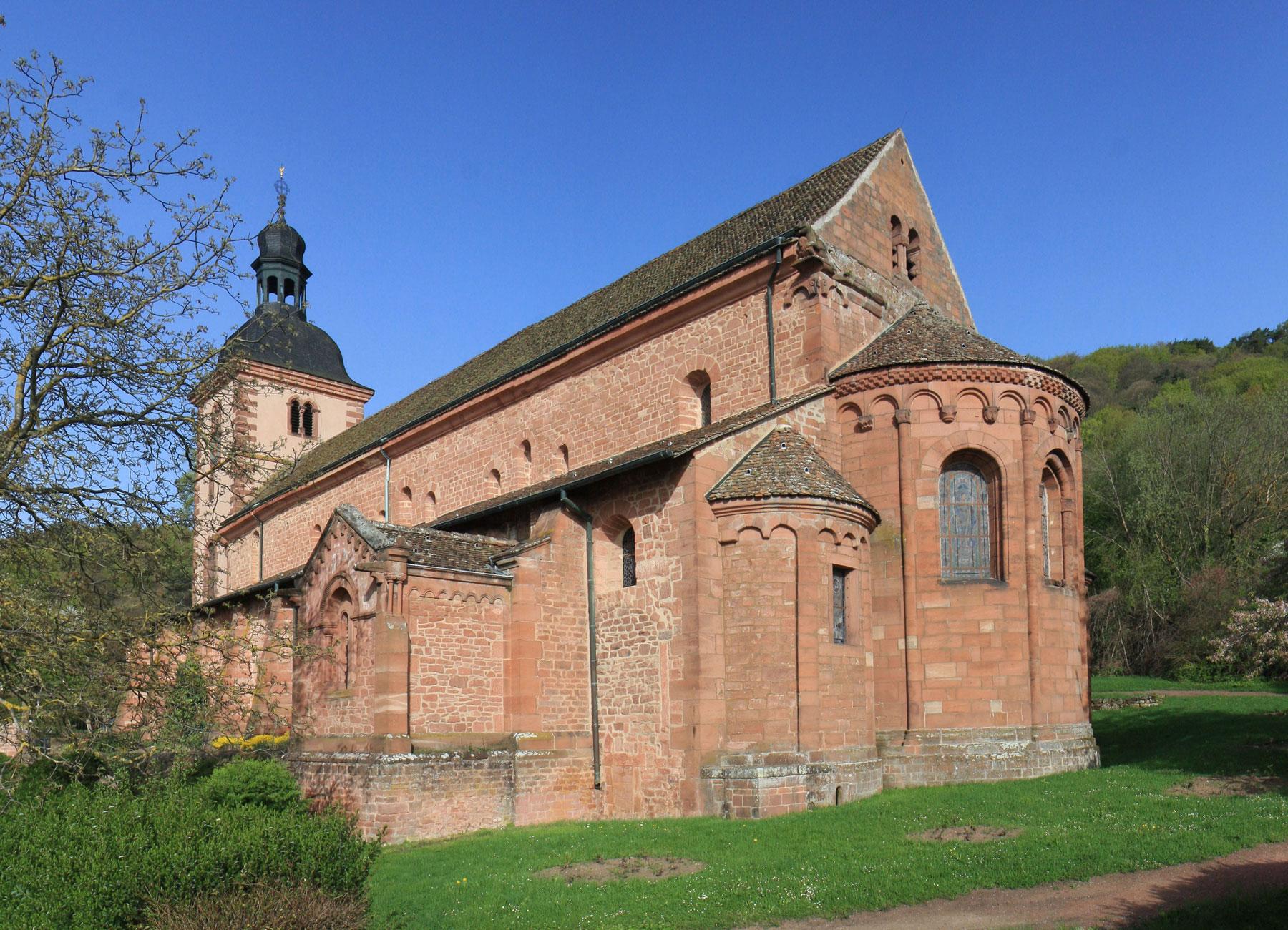 Abbatiale Saint-Jean-Baptiste