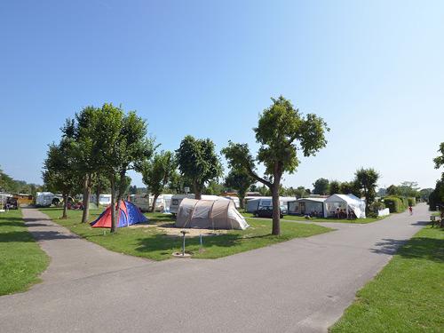 Campingplatz  Les Peupliers