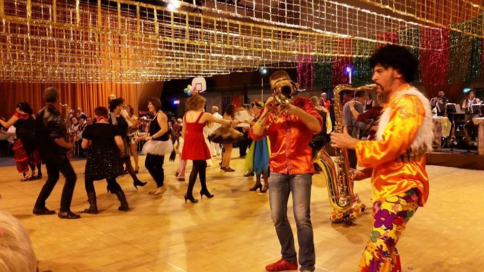 Soirée carnavalesque - Diner dansant