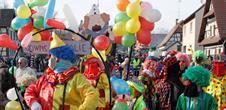Bal carnavalesque du Moto Club