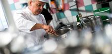 Atelier culinaire participatif : les noisettes de chevreuil