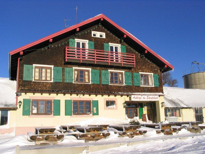 Office de tourisme de colmar en alsace auberge du steinlebach - Colmar office de tourisme ...