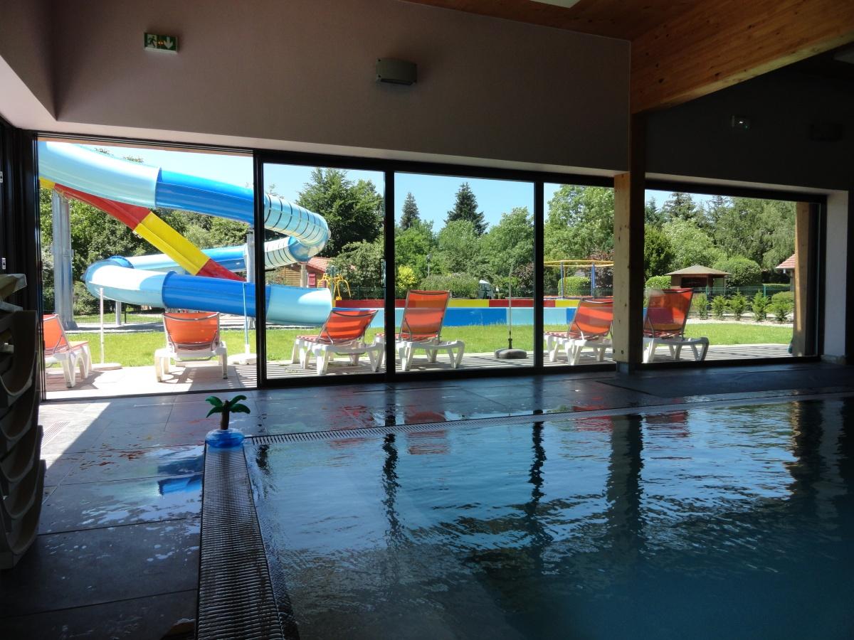 Campsite les bouleaux for Camping en alsace avec piscine