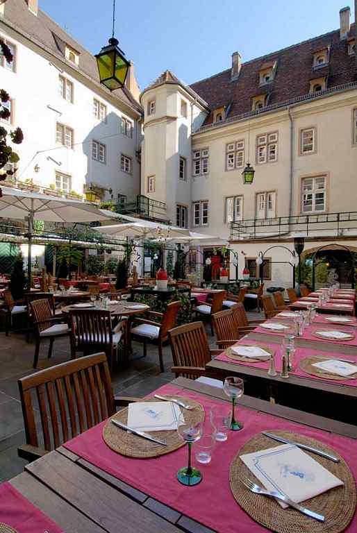 Restaurant au dauphin for Reso strasbourg