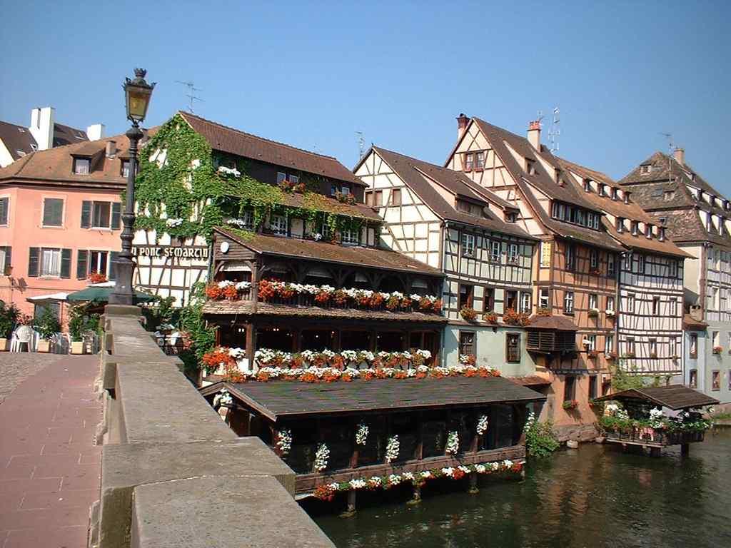 Restaurants In Northern Alsace