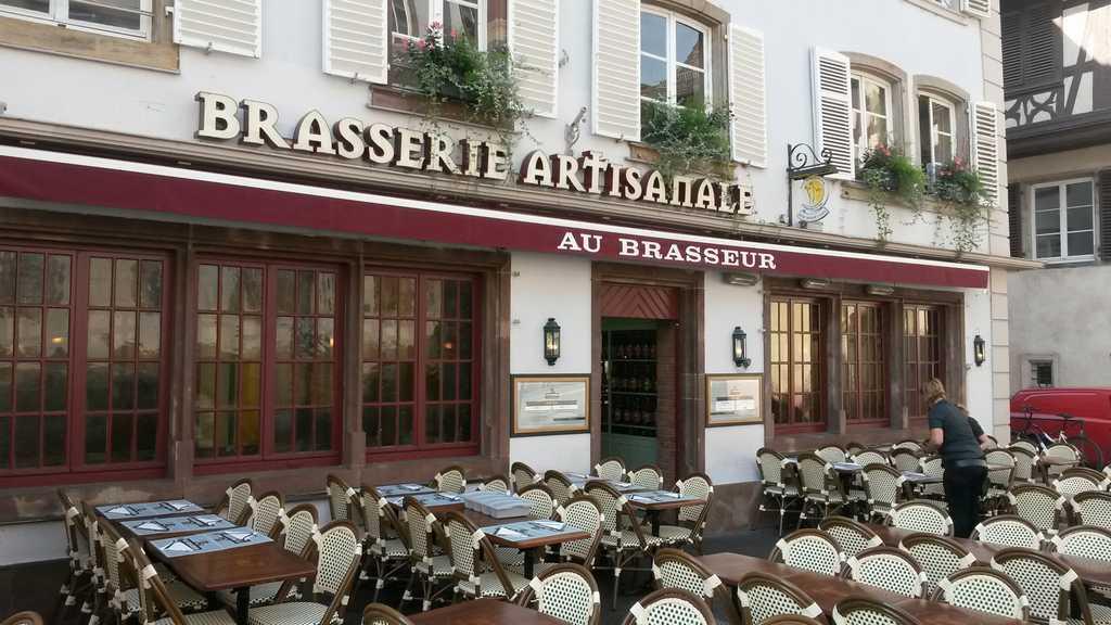Restaurant Au Brasseur