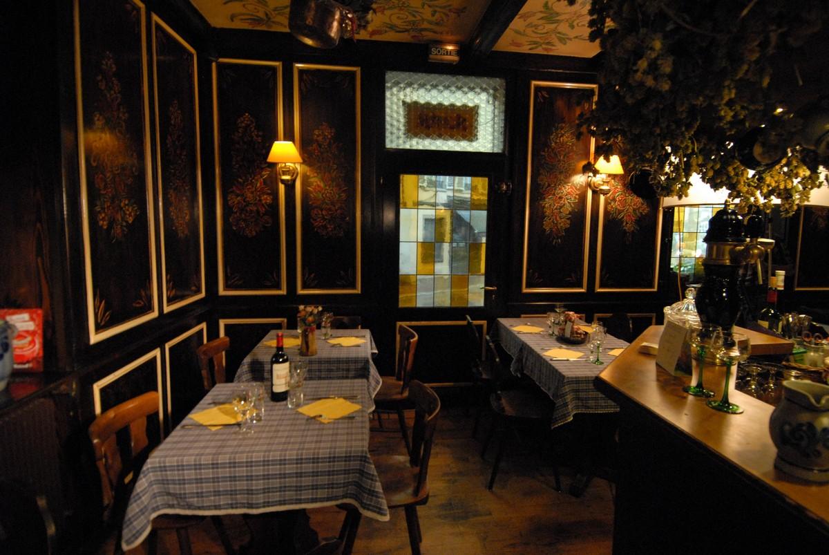 Restaurant Fink Stuebel Strasbourg