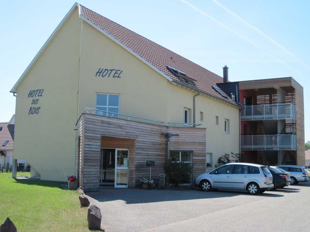 Hotel Des Bois Seltz - H u00f4tel des Bois