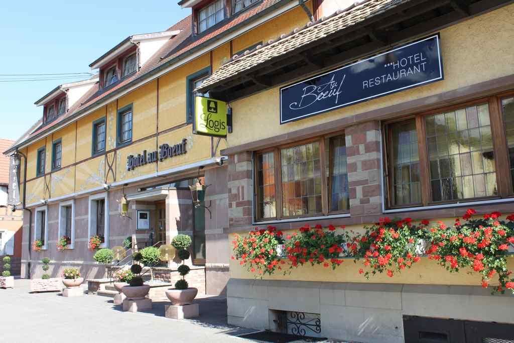 Hôtel au Boeuf