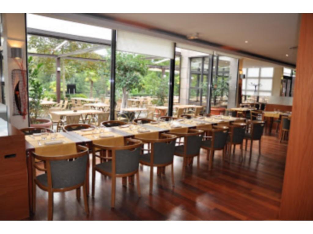 Restaurant le jardin de l 39 orangerie for Restaurant le jardin domont
