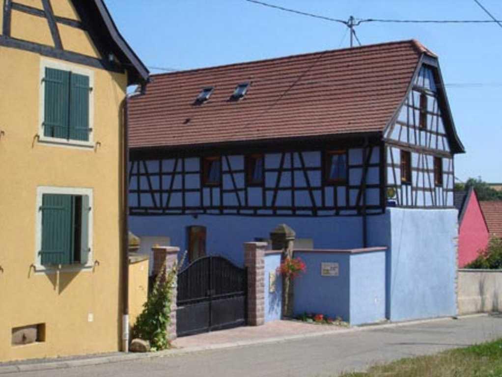 Chambres d'hôtes Aux Quatre Saisons - Automne (Gougenheim)