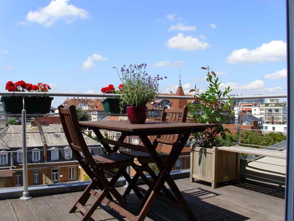 Meublé Les Terrasses de l'Orangerie