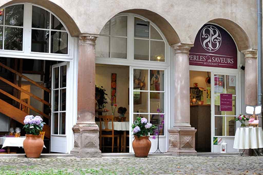 Restaurant perles de saveurs strasbourg for Reso strasbourg