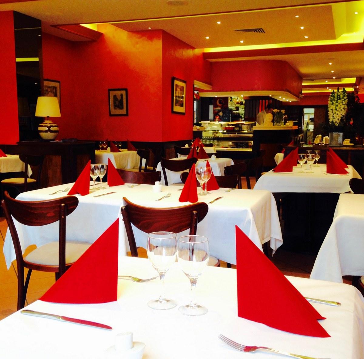 Restaurant rouget de l 39 isle for Reso strasbourg