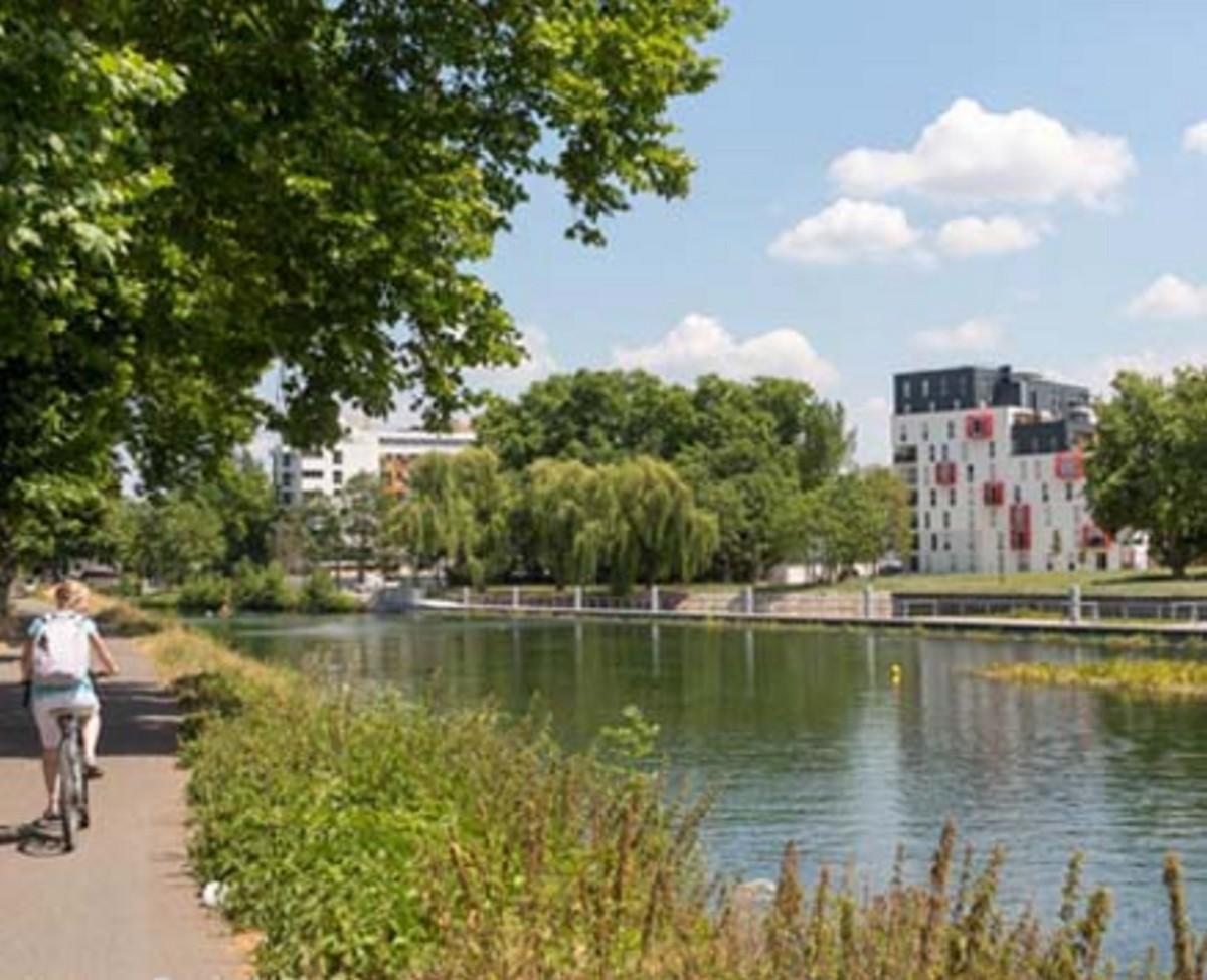 Le parc du heyritz for Parc des expo strasbourg