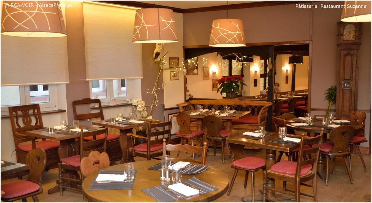 Restaurant Suzanne Rue Du  Novembre Strasbourg