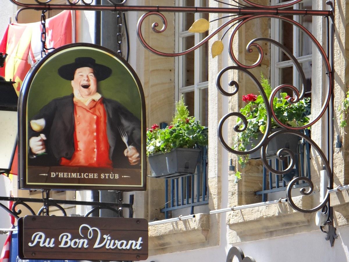 Restaurant Au Bon Vivant