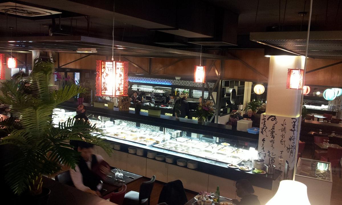 restaurant le grand shangha. Black Bedroom Furniture Sets. Home Design Ideas