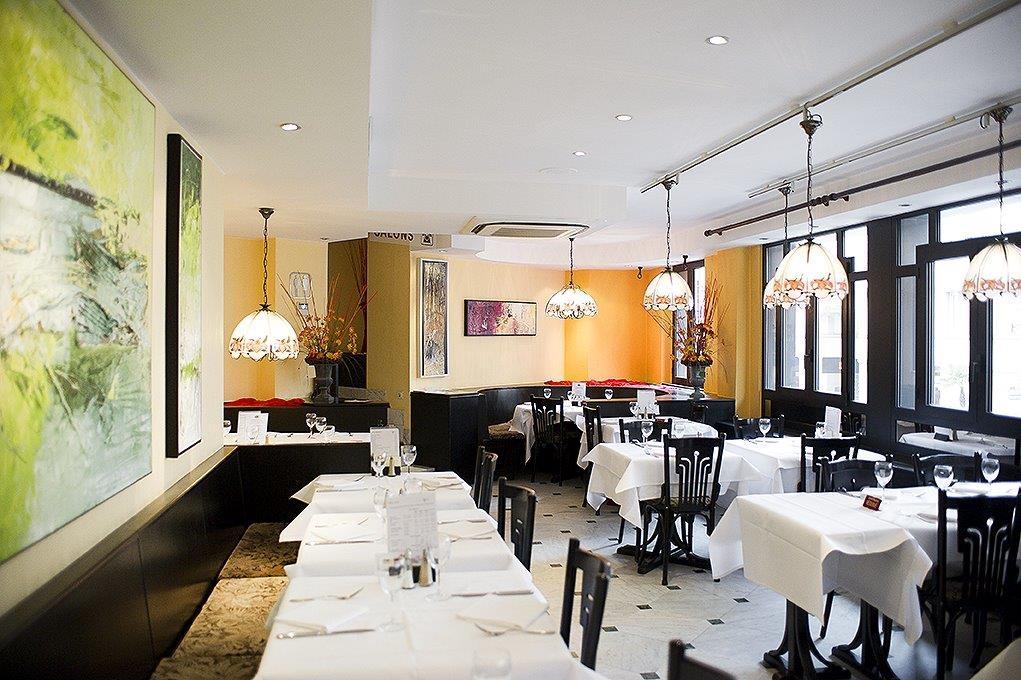 Kirn Restaurant  Rue Du  Novembre  Strasbourg
