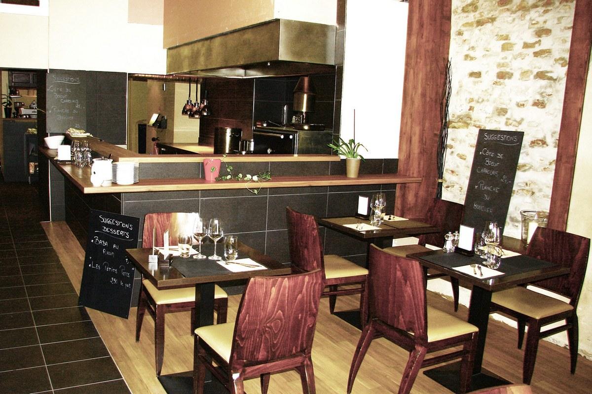 Restaurant bistrot moderne for Reso strasbourg