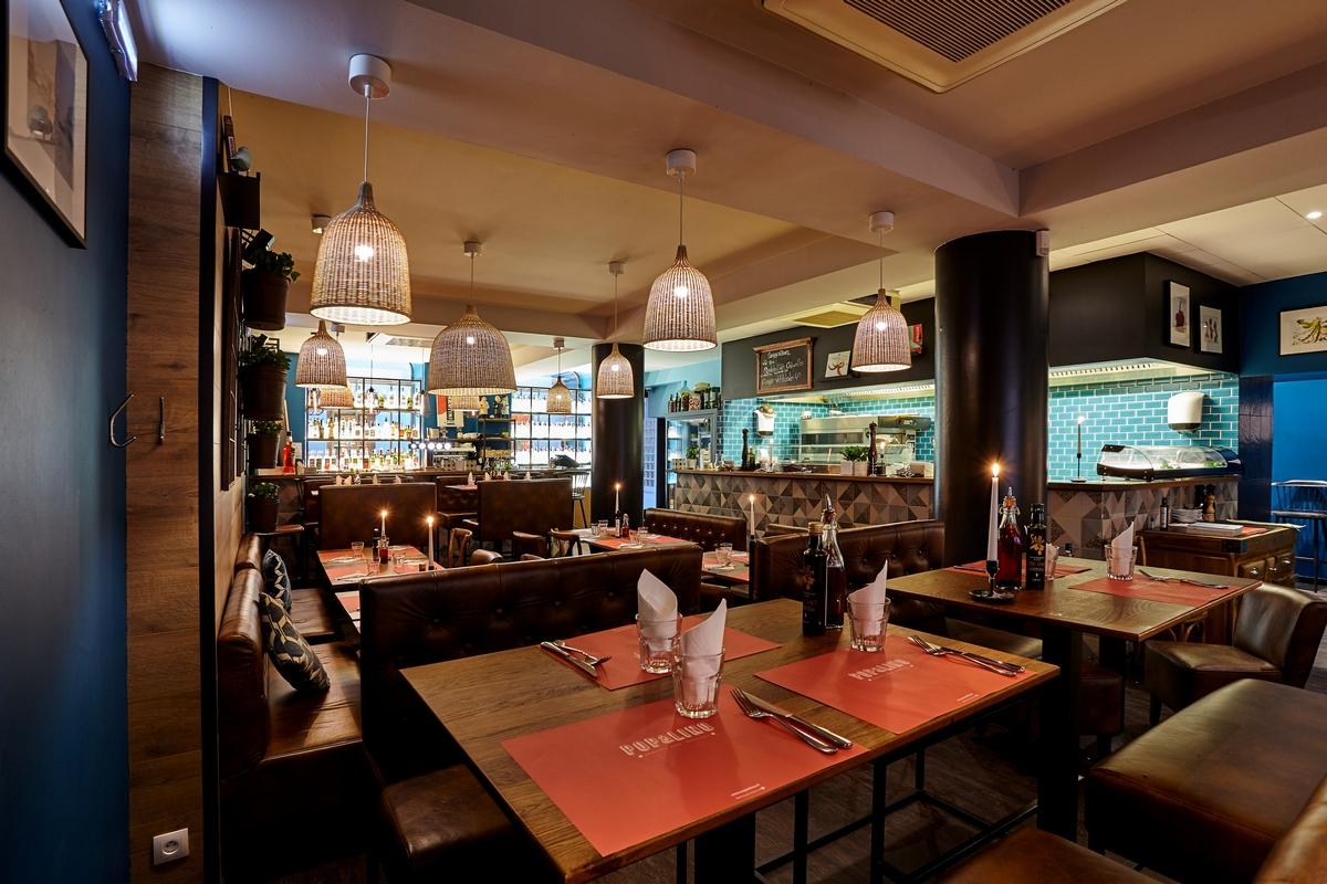 Restaurant Pop & Lino