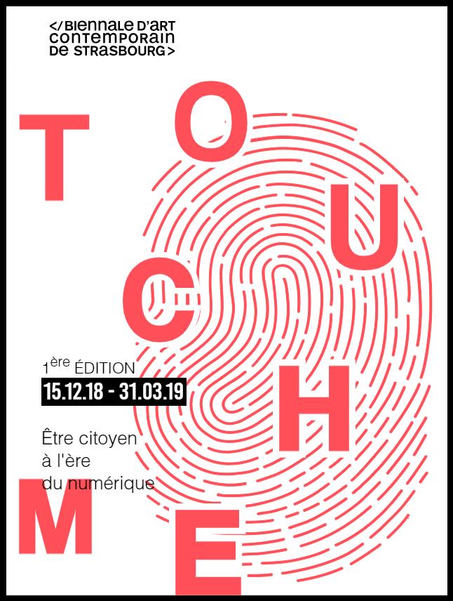 Art By Me touch me – biennale d'art contemporain