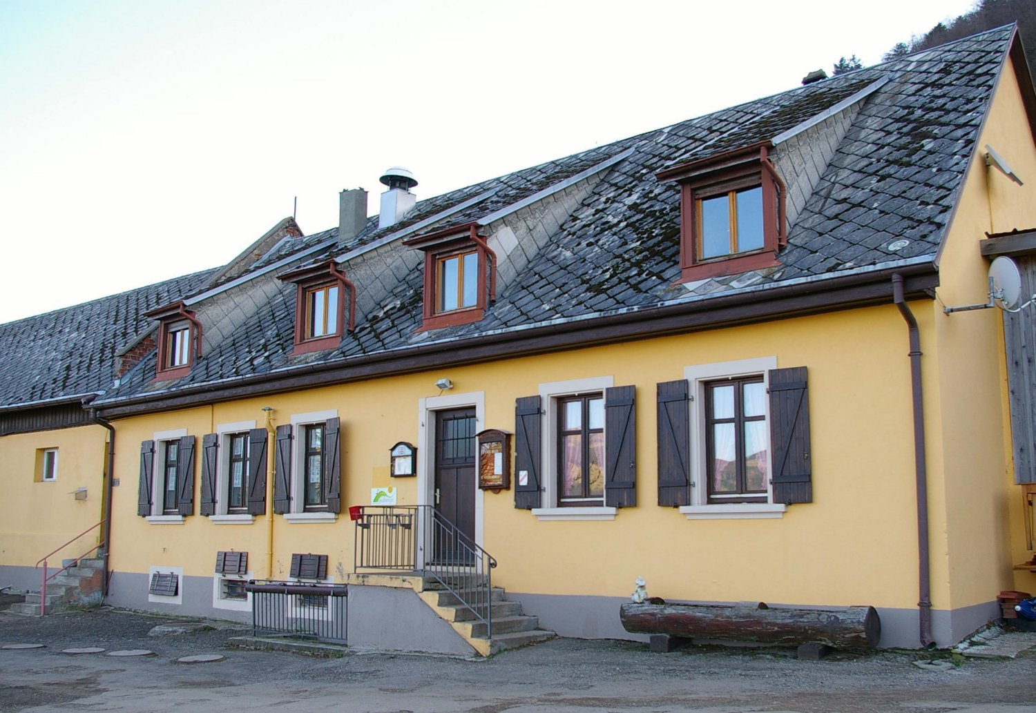 Farmhouse inn Freundstein