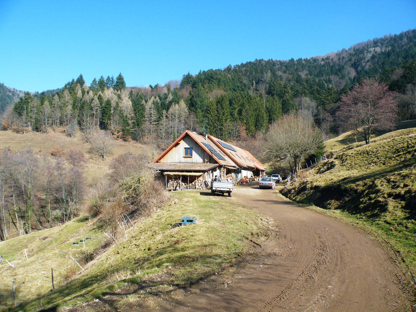 Farmhouse inn Ostein