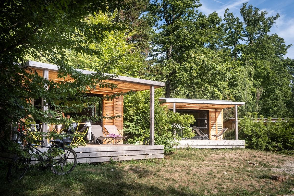 Campsite Huttopia Wattwiller