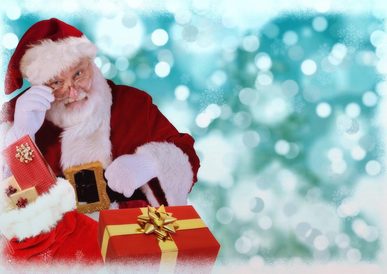 Presence of Santa Claus