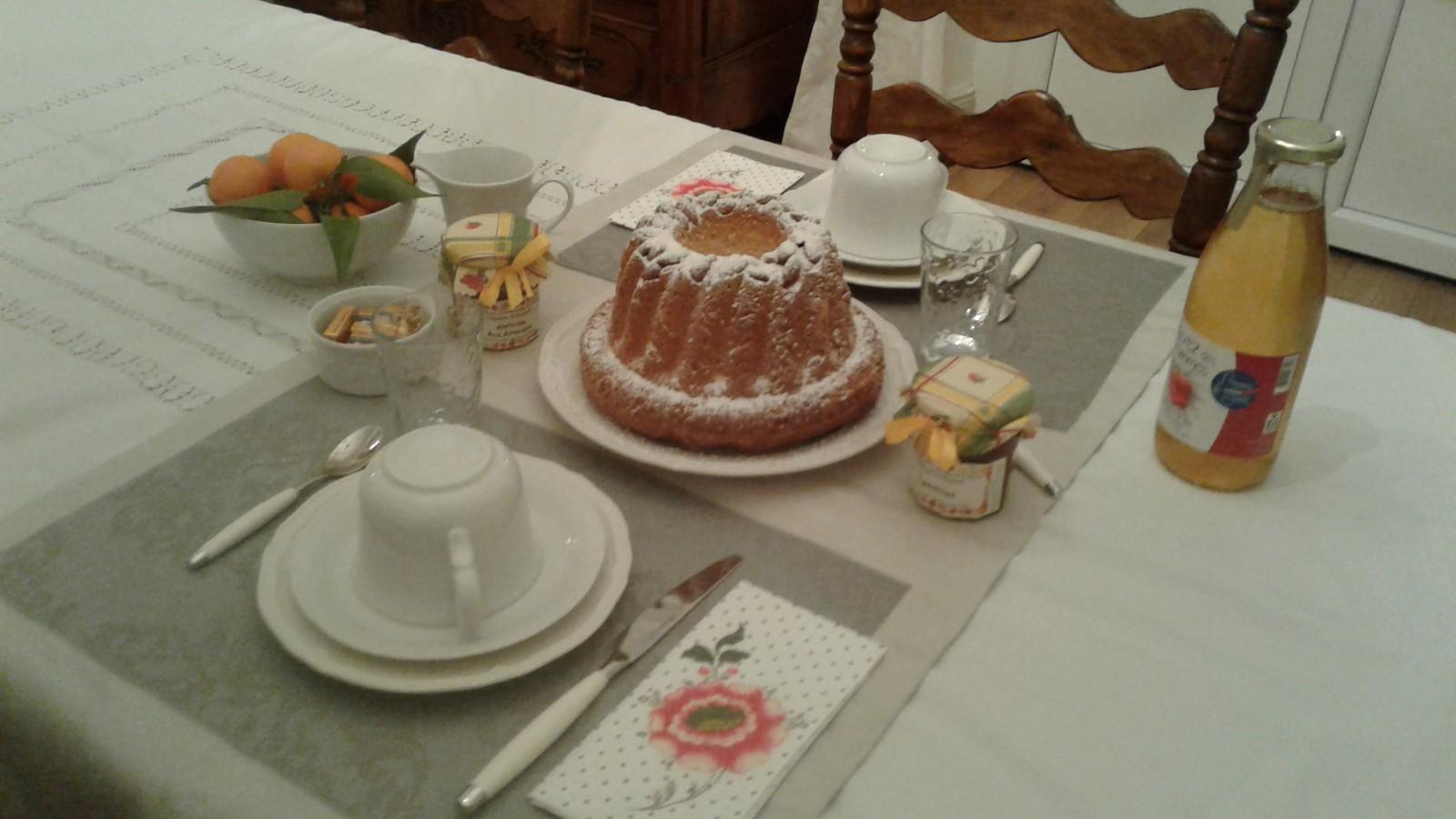 Chambres d 39 h tes de madame francine bockel villa les for Francenne carrelage