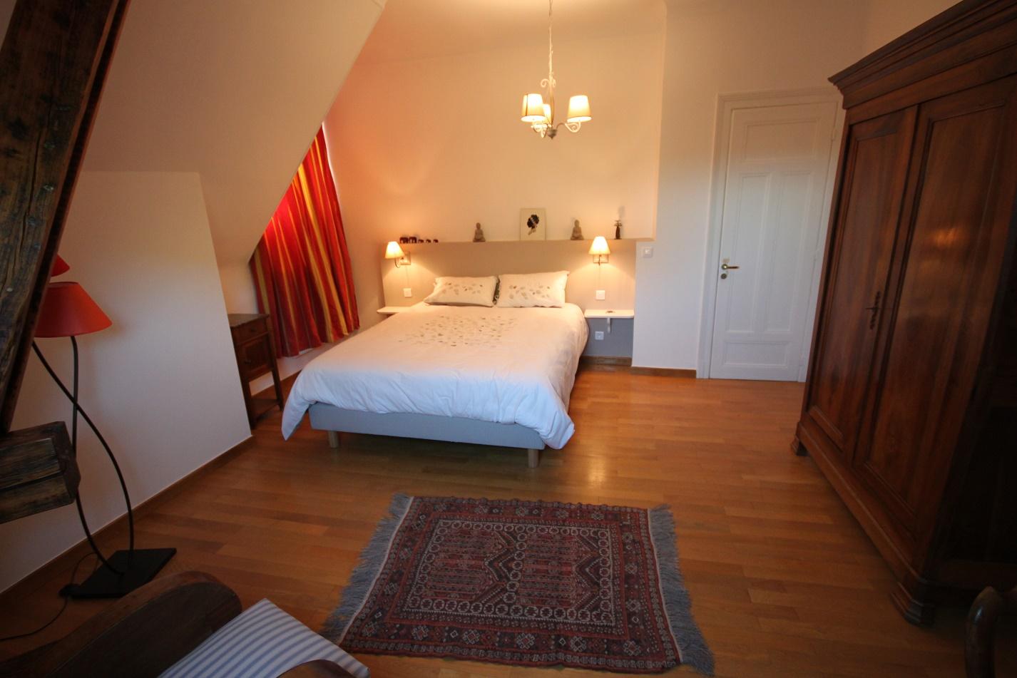 chambre d 39 h tes de madame francine bockel chambre capucine hautes vosges d 39 alsace. Black Bedroom Furniture Sets. Home Design Ideas