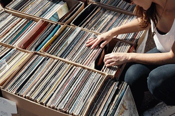 Bourse aux disques et vinyles - Fabriquer une platine vinyle ...