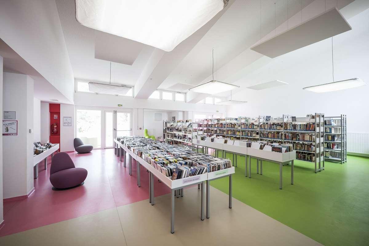 Bibliothèque départementale de prêt du Bas-Rhin