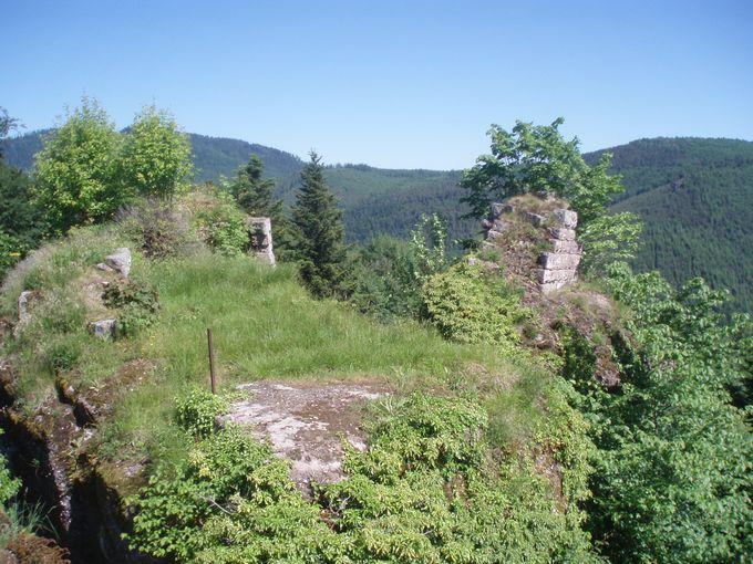 Château du Grand Ringelstein ou Ringelsbourg