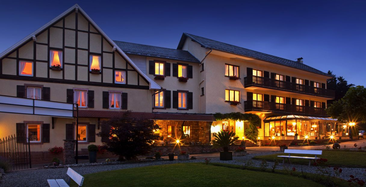 Hotel Restaurant Wangenbourg