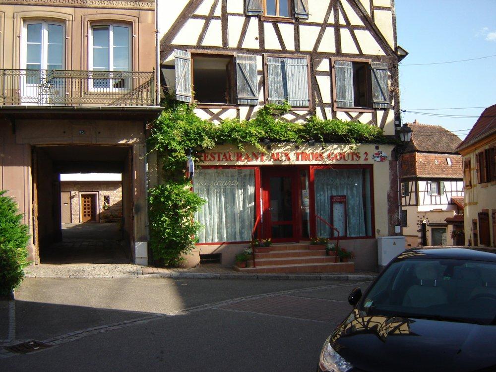 Restaurant Aux Trois Goûts 2