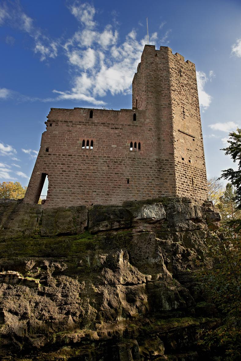 Ch�teau de Wangenbourg