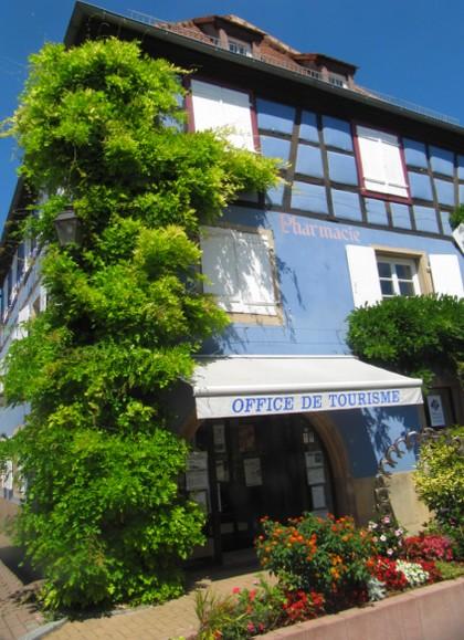 Office de tourisme la suisse d 39 alsace bureau de wasselonne for Bureau alsace