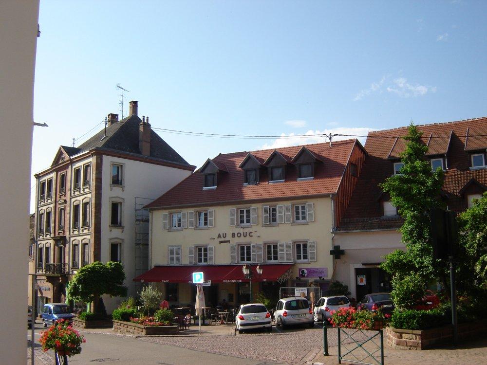 Restaurant Au Bouc