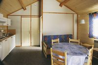 Holiday accommodation (chalet parks)