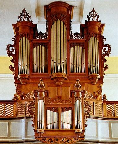 Récital d'orgue
